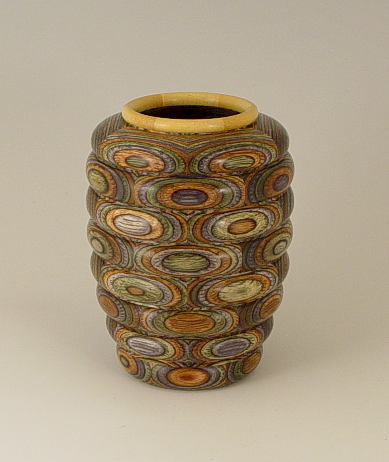Wooden Vases By Kevin Neelley